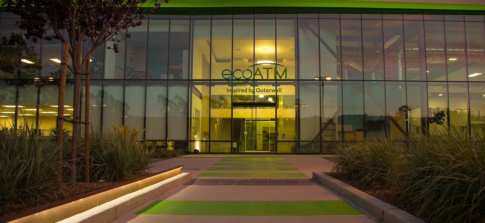 ecoATM | GroundLevel Landscape Architecture