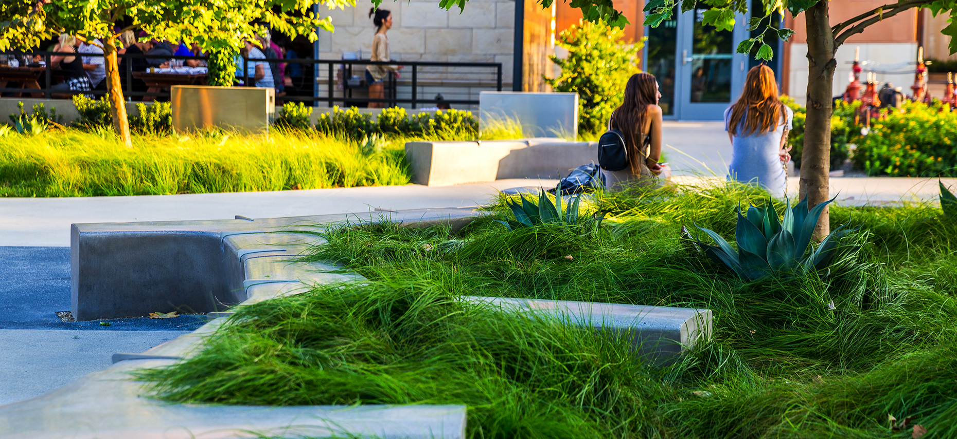 Good San Diego State University   South Campus Plaza